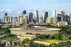 Ibu Kota Jakarta. (Foto: Instagram @kota_jakarta)