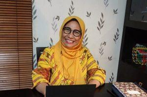 Wakil Ketua Komisi X DPR, Hetifah Sjaifudian. (Foto: Instagram @hetifah)