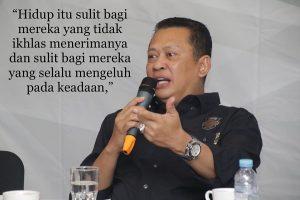 Ketua MPR, Bambang Soesatyo. (Foto: Instagram @bambang.soesatyo)