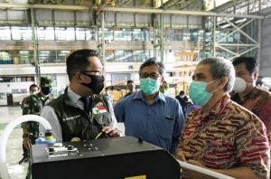 Gubernur Jawa Barat (Jabar), Ridwan Kamil.