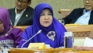 Anggota Komisi VI DPR RI Nevi Zuairina