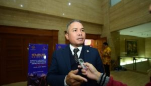 Anggota Komisi XI DPR RI Achmad Hafisz Tohir..