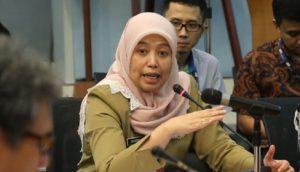 Asisten Perekonomian dan Keuangan Setda Provinsi DKI Jakarta, Sri Haryati
