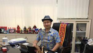 CEO PT Airmas Group, Basuki Surodjo