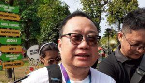 Co-founder CEO Bareksa Karaniya Dharmasaputra