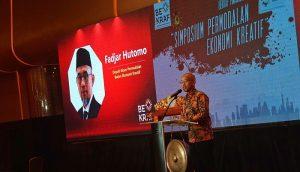 Deputi Bidang Industri dan Investasi Kemenparekraf, Fadjar Hutomo