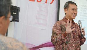 Direktur BSDE, Hermawan Wijaya