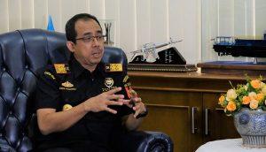 Direktur Jenderal (Dirjen) Bea dan Cukai Heru Pambudi …