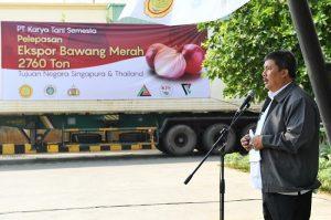 Direktur Jenderal Hortikultura Kementan, Prihasto Setyanto..
