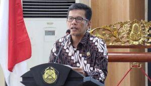 Direktur Konservasi Energi Direktorat Jenderal Energi Baru Terbarukan dan Konservasi Energi (EBTKE) Hariyanto