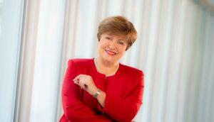Direktur Pelaksana IMF, Kristalina Georgieva.