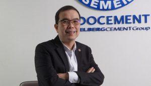 Direktur Utama Indocement Tunggal Prakarsa Christian Kartawijaya