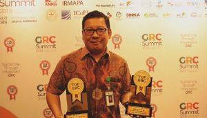 Direktur Utama PT Food Station Tjipinang Jaya, Arief Prasetyo Adi