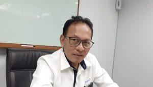 Direktur Utama PT Jamkrida Jakarta, Chusnul Ma'arif