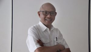 Direktur Utama PT MRT Jakarta (Perseroda), William Sabandar