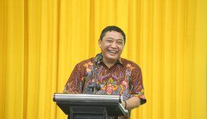 Direktur Utama Pelindo III Doso Agung