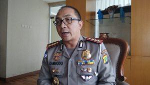 Dirlantas Polda Metro Jaya Kombes Pol Sambodo Purnomo Yogo,,..