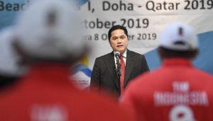 Erick Thohir Atur Strategi Bisnis BUMN di Tengah Covid-19..