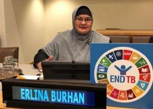 Erlina Burhan Perempuan di Pusaran Pandemi
