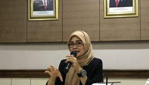 Juru Bicara Kementerian Perhubungan Adita Irawati