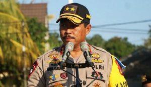 Kapolda Metro Jaya Inspektur Jenderal Polisi (Irjen Pol) Nana Sudjana,
