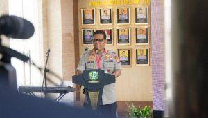 Kepala Biro Penerangan Masyarakat Polri Brigjen Pol. Raden Prabowo Argo Yowono,,,