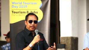 Kepala Dinas Kebudayaan dan Pariwisata (Disbudpar) Jawa Barat, Dedi Taufik,