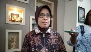 Kepala Dinas Koperasi dan UKM Provinsi Jawa Tengah Emma Rahmawati