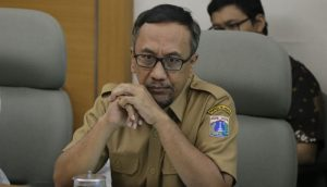 Ketua Gugus Tugas Penanganan COVID-19 Pemerintah Provinsi (Pemprov) DKI Jakarta Catur Laswanto
