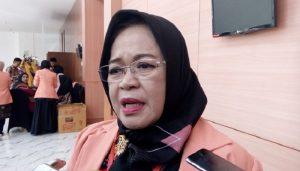 Ketua Umum DPP PTGMI Epi Nopiah