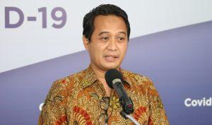Ketua Umum Pengurus Besar Ikatan Dokter Indonesia (PB IDI), Daeng M Faqih.