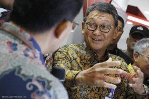 Menteri Energi dan Sumber Daya Mineral Indonesia, Arifin Tasrif.