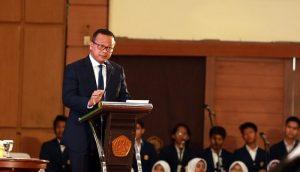 Menteri Kelautan dan Perikanan Edhy Prabowo .