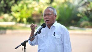 Nasib Proyek Ibu Kota Negara Baru di Tengah Wabah, Ini Kata Menteri PUPR..,