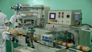 Mesin Pabrik Pembuatan Roti Sari Roti
