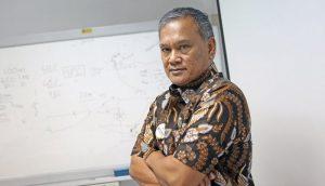 Pelaksana Tugas Direktur Jenderal Minyak dan Gas Bumi Ego Syahrial