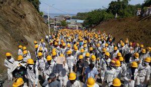 Ratusan Buruh Perusahaan & UMKM Mulai Dirumahkan