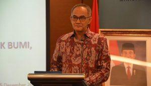 Sekretaris Jenderal Kementerian Perdagangan, Oke Nurwan,.