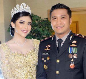 Selebgram Rica Andriani Gelar Resepsi Pernikahan saat Wabah Corona, Suami yang Polisi Kini Dimutasi22