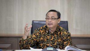 Staf Khusus Menteri Koperasi dan UKM Agus Santoso