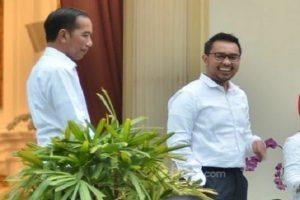 Staf Khusus (Stafsus) Jokowi bidang Bidang Ekonomi dan Keuangan, Andi Taufan Garuda Putra