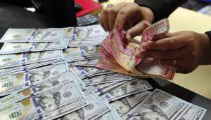 Utang Luar Negeri Indonesia Per Akhir Februari USD407,5 Miliar,,,
