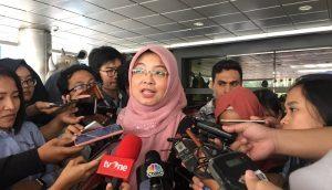 Vice President Corporate Communication Pertamina, Fajriyah Usman,