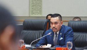 Wakil Ketua Komisi III DPR RI Ahmad Sahroni.,