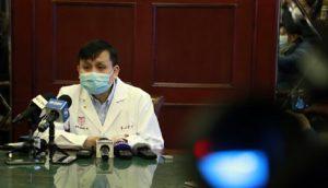 dokter Zhang Wenhong,,