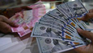 rupiah to dollar