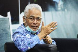 Anggota Komisi II DPR dari F-PAN Guspardi Gaus