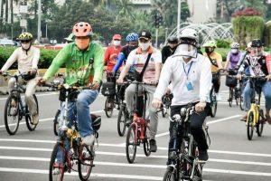 Bersepeda Aman dan Nyaman di Masa Adaptasi Kebiasaan Baru1
